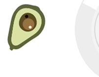 Animation: How to Make Avocado Toast