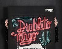 Diablito Tango Poster