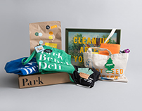 Park Bench Deli — Branding & Space