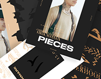TWELVE PIECES - Poster Series