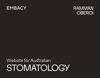 Ramman Oberoi: Website&Identity
