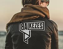 BALKEZES Brewery logo design