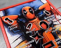 Operation Deadpool Game- 20th Century Fox / EP+Co.