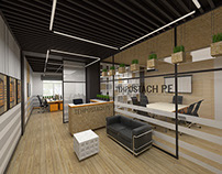 "Interior design office ""Techpostach Pe"""