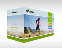 Packaging Proposal - Isagenix