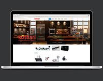 Kothari Stores | seo & webdesign