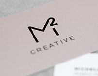 M² Creative Business Cards