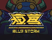 【Blue storm】