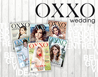 oxxo wedding Magazine