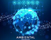 Digital illustration for Ambiental Risk Analytics