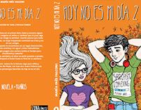 """Ilustración, """"Hoy no es mi día 2"""", Editorial Quipú"""