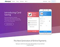 Razorpay - Card saving webpage
