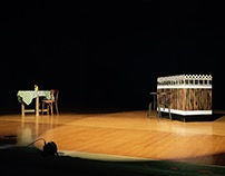 Scenic Designer/Fabricator, APO's A Home in The Midwest