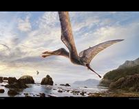 Brazilian Pterosaur