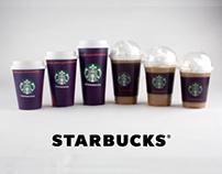 Conceptual Packaging - Starbucks Halloween Packaging