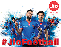 #JioFootball