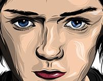 Arya Stark - Adobe Draw