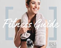 Austin Fit Magazine's Promotional Guides Design