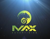 Max Art Intro- Motion Graphics