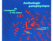 Book cover-Anthologie Pataphysique