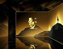 金馬56 Golden Horse Awards 56th   Stage Visual Design