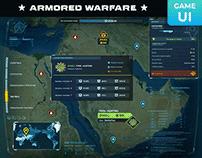 ARMORED WARFARE Global Map