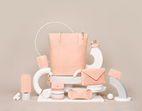 Craftory Pale Pink Collection