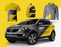 ISG Apparel, Product & Vehicle Branding