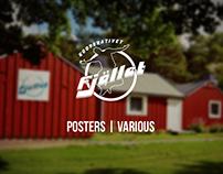Kooperativet Fjället | Posters - Various