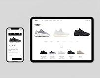 Sahada UI/UX Design & Web Development