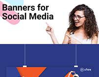 Banner For Social Media Posting