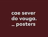 posters _ cae sever do vouga
