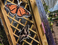 Bents Garden & Home - Butterfly House