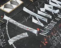 Black OpenBox Calligraphy