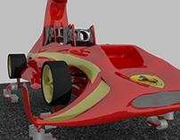 F1 Rollercoaster