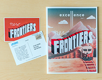 """New Frontiers"" - Excellence Magazine Issue No.11"