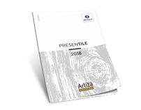 Simola Catalog Title Design
