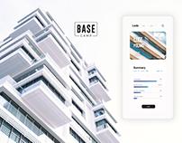 BaseCamp - Admin management web app
