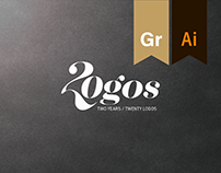 20 Logos (2016-2017)