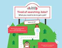 Job Info graphics