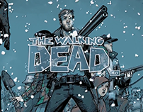 The Walking Dead RO #5 Promo