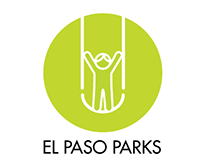 El Paso Parks and Recreation Branding