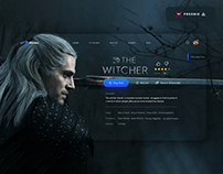 TV App UI Design - (Freebie)