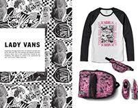 Lady Vans DIY Capsule- FA19