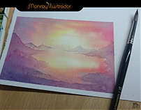 LANDSCAPES WATERCOLOR (sketches1)