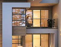 SF Modern House