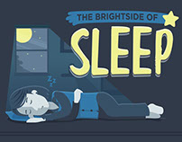 The Brightside of Sleep [Infographic]