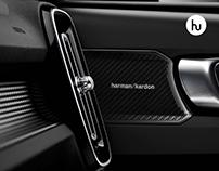 Harman Kardon X Volvo XC40