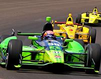 2014 Energee IndyCar Livery Design