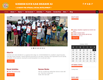 Koshish Kuch Kar Dikhane Ki Website Template